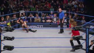 ODB vs. Rebel Knockouts Action | IMPACT March 23rd, 2017