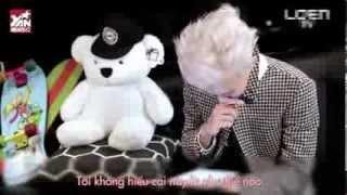 G Dragon tự nhận mình chỉ đứng thứ 4 về nhan sắc trong Big Bang
