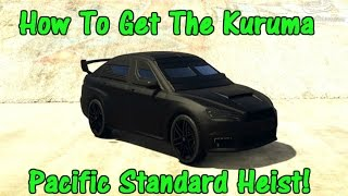 getlinkyoutube.com-Pacific Standard Heist Kuruma Glitch Tutorial! (GTA 5 Online)