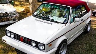 getlinkyoutube.com-VW MK1 golf cabriolet 0-100