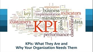 KPIs What Are They?