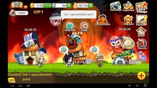 getlinkyoutube.com-Ninja Heroes - Special Captured and wasted