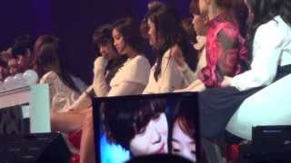 getlinkyoutube.com-20131229 우리 결혼했어요  SHINee Taemin & A-PINK NaEun  @ SBS Gayo Daejun