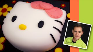 getlinkyoutube.com-PASTEL DE HELLO KITTY