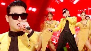 getlinkyoutube.com-《LEGEND》 PSY(싸이) - DADDY(대디) @인기가요 Inkigayo 20151220