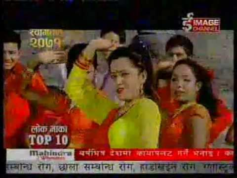 Lok Bhaka Top 10 - 14 April 2014 - Part 2 - Nepali Lok Dohori, Lok Geet, Nepali Folk Song
