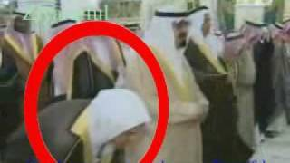 getlinkyoutube.com-Ziyarat King Abdullah Vist Masjid-e-Nabvi Sal-lala-ho-alai-hi-wa-ala-ale-hi-wa-ashabi-hi-wasalam
