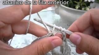 getlinkyoutube.com-Cómo hacer un Chaleco a Crochet - Paso a Paso