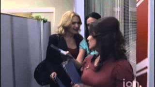 getlinkyoutube.com-Christina DeRosa in Christmas Twister Movie First Scene
