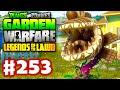 Plants vs. Zombies: Garden Warfare - Gameplay Walkthrough Part 253 - Chocolate Chomper!
