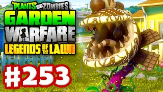 Plants vs. Zombies: Garden Warfare - Gameplay Walkthrough Part 253 - Chocolate Chomper!