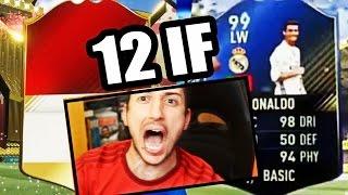 getlinkyoutube.com-12 IF IN UN SOLO PACCHETTO ED HO TROVATO RONALDO TOTY SU FUTGLORY - Pack opening FIFA 17