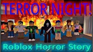 getlinkyoutube.com-Terror Night! (Roblox Horror Movie)