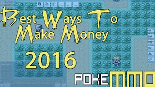 getlinkyoutube.com-Pokemmo Best ways to make money 2016