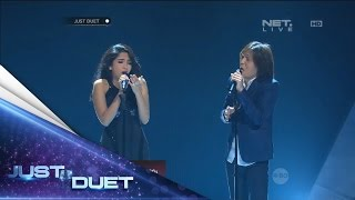So beautiful! Olivia & Once sings Christina Aguilera's song! - Live Duet 08 - Just Duet