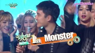 [ENG] 160617 Music Bank EXO cut