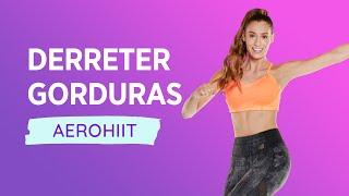 getlinkyoutube.com-Aula de Ginástica - Derreta Gorduras com 20 min de AeroHiiT #7