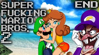 getlinkyoutube.com-SUPER FUCKING MARIO BROS. 2 - ENDING - ILLUMINATI CONFIRMED!