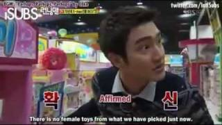 getlinkyoutube.com-[ENG SUB] [FULL] SBS Running Man Episode 22 with Siwon EPS 22 part 2