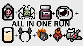 getlinkyoutube.com-The Binding Of Isaac: Rebirth - Dr. Fetus + Soy Milk + (...) + Quad Shot - SICK COMBOS Ep. 6 part 3