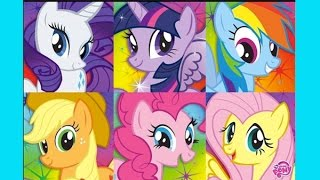 getlinkyoutube.com-My Little Pony Surprise Cubeez Blind Bags, Candy, Toys and More!
