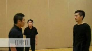 getlinkyoutube.com-香港[[蔡家拳]] 018-柔橋梳手 Choy Gar kung fu@hong kong