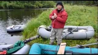 getlinkyoutube.com-Видео о рыбалке на тайменя. Сплав река Сарчиха. Часть 2