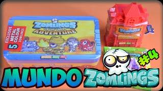 getlinkyoutube.com-Zomlings Español | Zomlings Serie 3 | Mundo Zomlings #4
