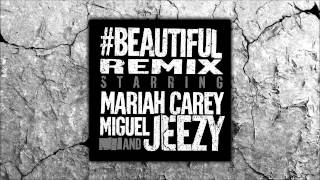 Mariah Carey - #Beautiful (remix) (ft. Miguel & Young Jeezy)