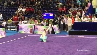 getlinkyoutube.com-第13届世界武术锦标赛女子太极剑冠军 - Lindswell