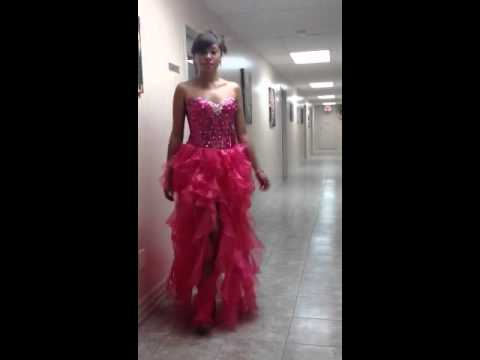 VLOG; Pageant Walk - Evening Gown