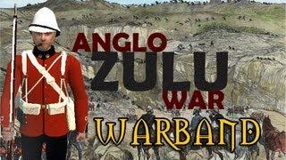 getlinkyoutube.com-The Anglo Zulu  - Warband Mod - Gameplay