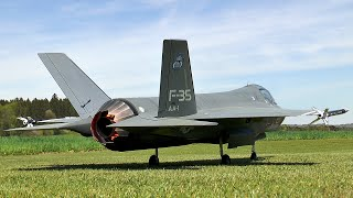 Giant Rc F 35 Lightning II