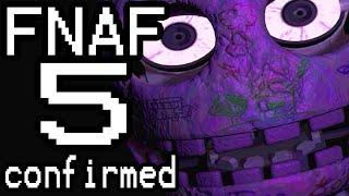 getlinkyoutube.com-FNAF 5 CONFIRMED (Five Nights At Freddy's 5)