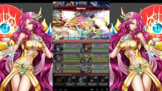 getlinkyoutube.com-Brave Frontier Global - How to Deal with Mora in Estria Water Area