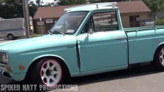 getlinkyoutube.com-Lowered OG Datsun minitruck named Tiffany