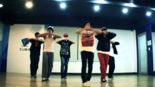 getlinkyoutube.com-BEAST - '숨' (Choreography Practice Video)