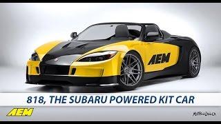 getlinkyoutube.com-The 818, A Subaru Powered Kit Car