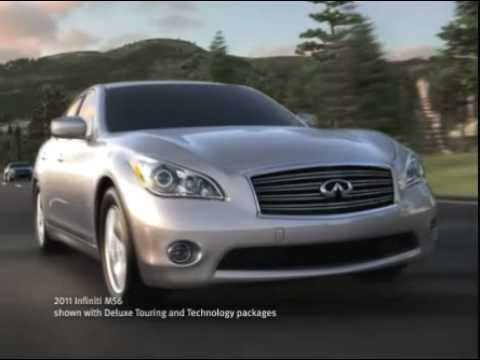 Infiniti's Blind Spot Intervention System