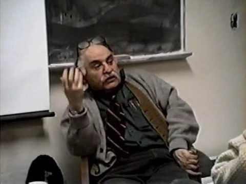 Murray Bookchin - (2/8) - 'Urbanization Against Cities' - 1993