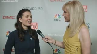 getlinkyoutube.com-'Chicago Med's' Torrey DeVitto: 'We Have a Book Club!' (Episode 102)