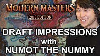 getlinkyoutube.com-Modern Masters 2015: Draft Impressions with Numot The Nummy