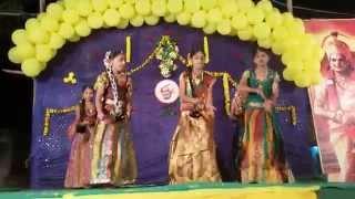 GUDIGANTALE song --sankranthi sambaralu( ANAKARLAPUDI - 2015)