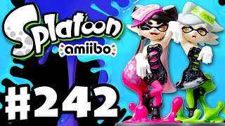 getlinkyoutube.com-Splatoon - Gameplay Walkthrough Part 242 - Callie and Marie Amiibo! (Nintendo Wii U)