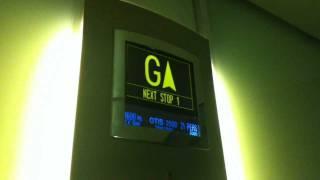getlinkyoutube.com-Otis 2000 Elevator At The Debenhams Rushmere Shopping Centre For nirtrainman