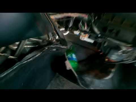 Где в Lexus ГС350 радиатор кондиционера