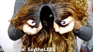getlinkyoutube.com-U-Part Wig Tutorial: In-Depth