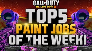 "getlinkyoutube.com-""Top 5 PAINT JOBS Of The Week!"" - Ep. 1"