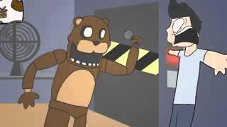 getlinkyoutube.com-Animatronics malditos não ê minha parodia ta galer