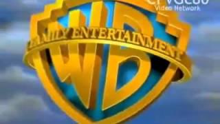 Warner Bros. Family Entertainment Logo Reversed (1999-2000)